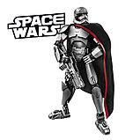 Конструктор аналог лего LEGO 75118 Star Wars: KSZ605-4 капитан фазма Звездные войны, фото 5