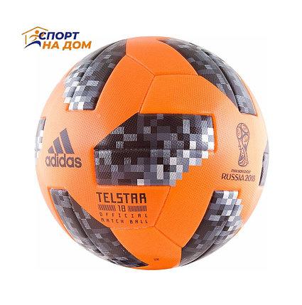 "Мяч футбольный зимний ""Telstar-2018"", фото 2"
