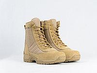 Ботинки мужские тактические Патруль Песочный
