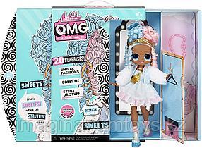 Большая Кукла ЛОЛ ОМГ 4 серия LOL OMG Sweets