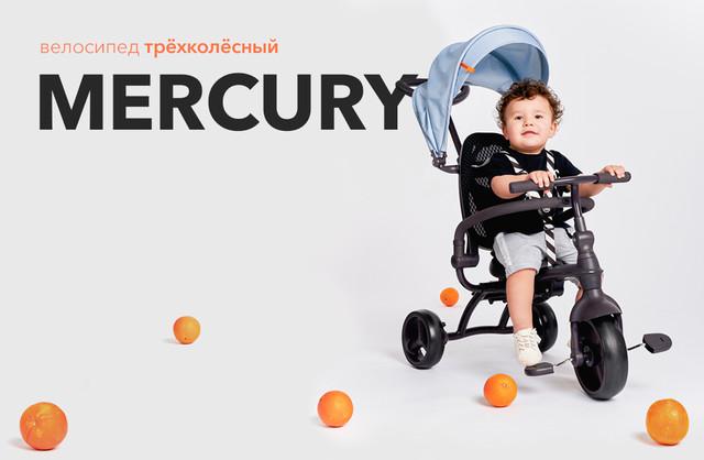 Трехколесный велосипед Happy Baby