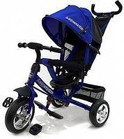 Велосипед  Lexus trike 3-х колесные (синий), фото 1