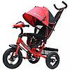 Велосипед детский 3-х колесный Lexus Trike, красный