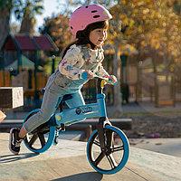 Беговел Yvolution Velo Balance bike синий