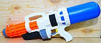 XD02 Водяной пистолет Water Gun с насосом в пакете 65*30, фото 1