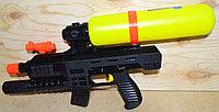2823-58 Водяной пистолет Pumpacion Lightning с насосом в пакете 55*23, фото 1