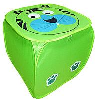 К4001 корзинка квадрат для игрушек 44*45см