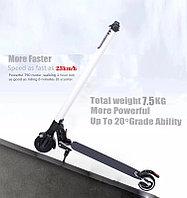 Электрический детский скутер H1 escooter складной легкий