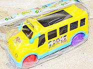 303 Школьный автобус желтый в пакете 23*15см, фото 2