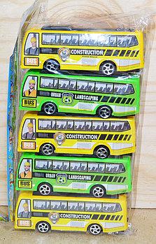 729-57 DB Автобус Construction Urban Landscaping 5 в 1 в пакете 25*14