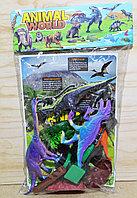 918-12 Динозавры Animal World с аксессуарами в пакете 36*21