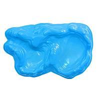 Ручеёк пластиковый, 65 × 43 см, синий