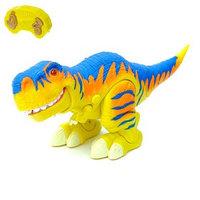 Динозавр радиоуправляемый 'Рекс', световые и звуковые эффекты, работает от батареек