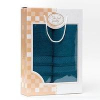 КМП в коробке DOGUS 50х90,70х130 см, синий, хлопок 100, 450г/м2