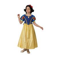 Карнавальный костюм 'Принцесса Белоснежка', бархат, рост 134 см