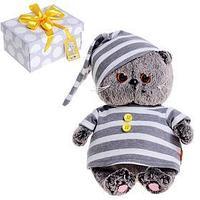 Мягкая игрушка 'Басик BABY', в пижамке, 20 см