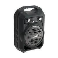 Портативная колонка Smartbuy BOOM, 9 Вт, Bluetooth, MP3-плеер, FM-радио, черная