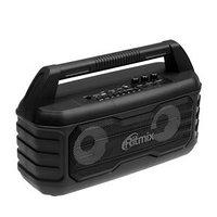 Портативная колонка Ritmix SP-610B, Bluetooth 5.0, 12 Вт, 2000 мАч, черная