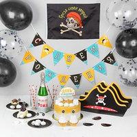 Набор для оформления праздника 'Вечеринка для пирата'
