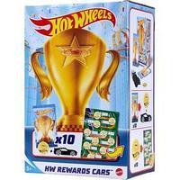 Набор машинок Hot Wheels, коллекционные, 10 штук