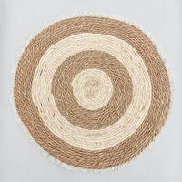 Коврик плетёный 'Тори' 60x60 см