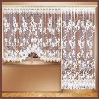 Комплект занавесок для окон с балконной дверью 170х240 см, 255х160 см, разноцветный, 100 п/э