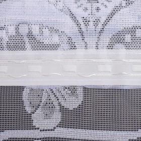 Комплект занавесок для окон с балконной дверью 170х240 см, 255х160 см, разноцветный, 100 п/э - фото 3