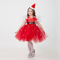 Карнавальный костюм 'Санточка', сделай сам, корсет, ленты, брошки, аксессуары