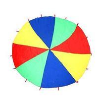 Детская игра 2в1 'Коврик парашют'
