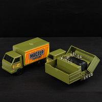 Набор инструментов в грузовике 'Мастер на все руки', подарочная упаковка, 15 предметов