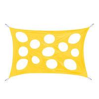 Развлекательная игра 'Сыр-паутинка', размер 100 x 150 см, цвет жёлтый