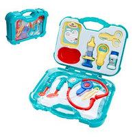 Набор доктора 'Маленький врач', в чемодане