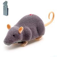 Животное радиоуправляемое 'Мышка', световые эффекты, работает от батареек, цвета МИКС