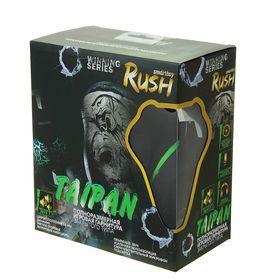 Наушники Smartbuy RUSH TAIPAN, игровые, микрофон, USB, 2.5 м, чёрно-зеленые - фото 7