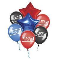 Воздушные шары, набор 'MARVEL'. Мстители