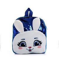 Рюкзак детский 'Зайка', с пайетками, 23х28 см