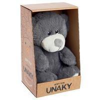 Мягкая игрушка 'Медвежонок Сильвестр', цвет серый, 20 см