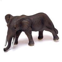 Фигурка животного 'Саванный слон', длина 32 см