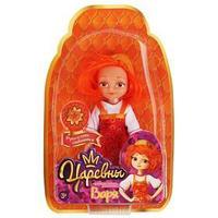 Кукла 'Варвара', 15 см, новый наряд, руки, ноги сгибаются
