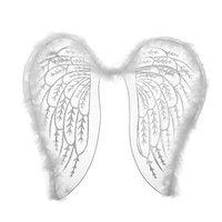 Карнавальные крылья 'Ангелочек', для детей