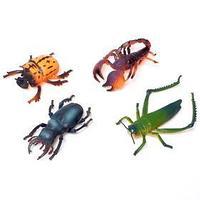 Набор животных 'Насекомые', 4 фигурки