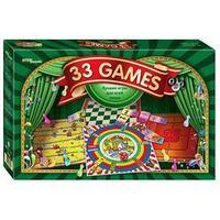 Набор настольных игр '33 лучшие игры мира'