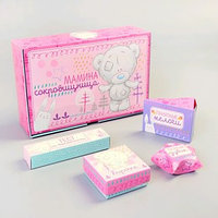 Набор складных памятных коробочек Me To You 'Наша малышка'