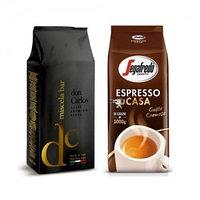 Две упаковки кофе в зернах по выгодной цене