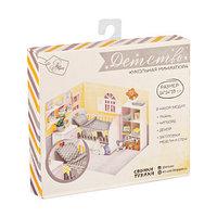 Кукольная миниатюра 'Детство', набор для создания, 14.5 x 18.7 см