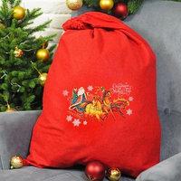 Мешок Деда Мороза 'Сказочного Нового года', 60x90 см