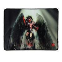 Коврик для мыши Defender Angel of Death M, игровой, 360x270x3 мм, тканьрезина