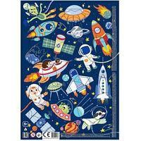Пазл в рамке 'Космос', 53 элемента