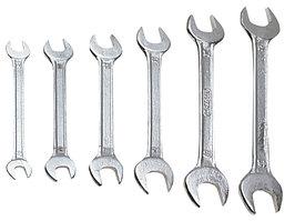 Рожковые ключи 14x15 мм