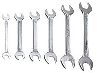 Рожковые ключи 14x17 мм